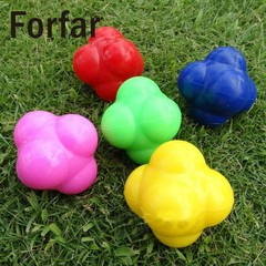 Balls Agility Reflex Training Exercise Aid Color Random Useful