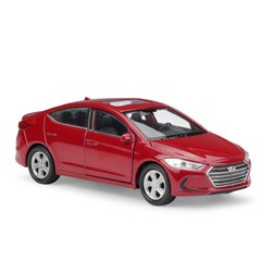 1:36 Hyundai Elanrta Diecast Alloy Model Car Toy Car