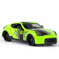 1:24 Nissan GTR 370Z R35 Diecast Model Car Toy Cars