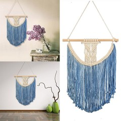 Macrame Wall Hanging Tapestry Wall Decoration Mandala Tapestry Boho home Decor Woven Wall Hanging as picture