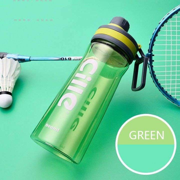 Sports Water Bottle Large Capacity BPA Free Leak Proof Outdoor My Bottle High Quality Hiking Port