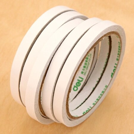 Strong Double Sided Tape Adhesive Convenient School Office Tapes Stationery Supplies.W-0763