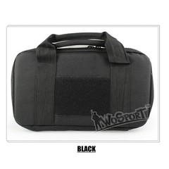 Quality Tactical Single Pistol Case Military Pistol Hand Gun Bag Gun Rug Outdoor Soft Pistol Carr