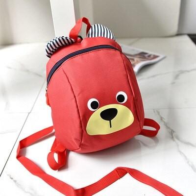 6 Colors Baby Kids Keeper Assistant Toddler Walking Safety Harness Backpack Bag Strap Harnesses