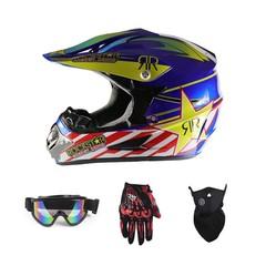 Helmet Motocross Road Race Locomotive Helmet / Downhill / Cross-country / Dirt Bike /Motocycle Ca