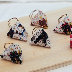 material package new dragon Halter dumplings sachet embroidery sachet Dragon Boat Festival Dumpli