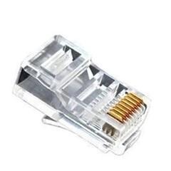 Plugs 25 pcs RJ45 RJ-45 CAT5 Modular Plug Network Connector for Cat5 Cat5e Cat6  Shipping