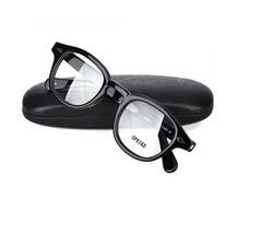 Customized New Fashion Lemtosh Johnny Depp style eyeglasses AAAAA+ quality Vintage round optical