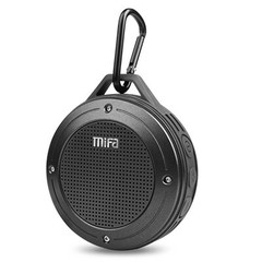 F10 Outdoor Wireless Bluetooth 4.0 Stereo Portable Speaker Built-in mic Shock Resistance IPX6 Wat