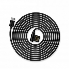 REMAX RC-075a 1M 2.1A USB Fast Charge Sync Cable For Type-C Black