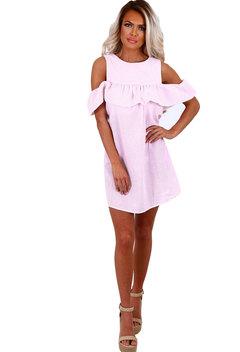 New Summer Stripe Cotton Pink Women Dresses Slim Mini Sexy Dresses Ladies Wholesales s pink
