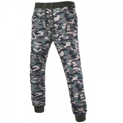 Men's New Camouflage Sports Pants Trend Fashion Foreign Trade Camouflage Sports Trousers camouflage m