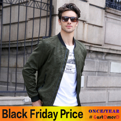 GustOmerD New Camouflage Jacket Men Slim Fit Casual Quality Mens Jackets Coats Military Jacket army green size m 50 to 58kg