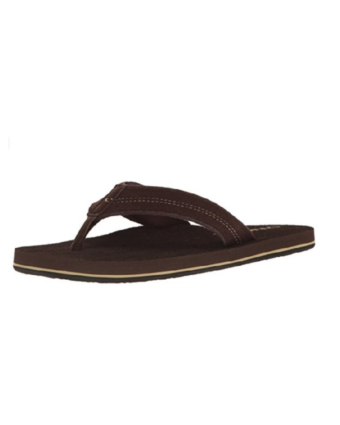 08384a6f973e O Neill Men s Phluff Daddy Suede Flip Flop Brown 12  Product No  871833.  Item specifics  Brand