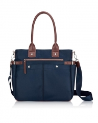 AVON Ultimate Utility Tote Blue 12