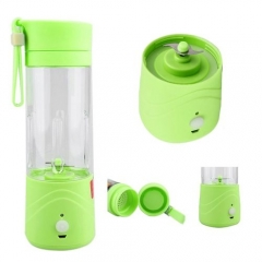 Generic Rechargeable Portable Blender GREEN