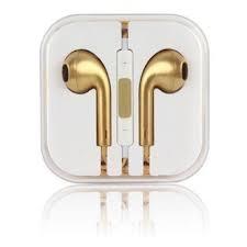 Generic Universal Earphones for iPhone striped
