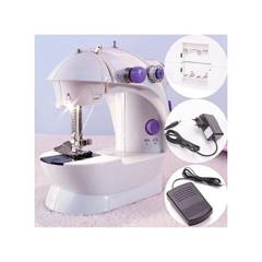 Mini electric sewing Machine white