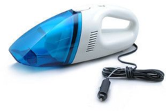 Portable vacuum cleaner blue Same