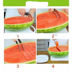 Water melon cutter green normal