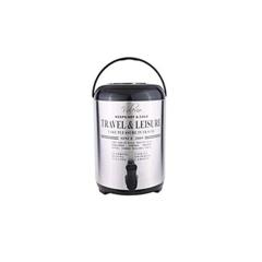 Tea/ Coffee/ Hot water urn- 9.5 liters silver 9.5 liters