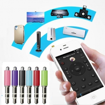 Universal IR Infrared Remote Control TV STB Air Condition For iPhone Android@Hot As Picture one size