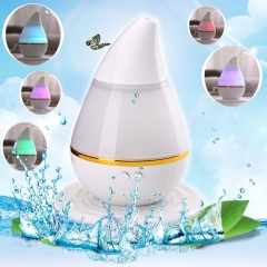 7color LED USB Essential Oil Ultrasonic Air Humidifier Aroma Therapy Diffuser GE As Picture one size