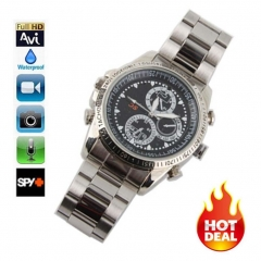 Spy DV Wrist Watch 8GB Video 1280*960 Hidden Camera DVR Waterproof Camcorder HY As Picture