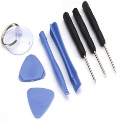 8 in 1 Disassemble Pry Repair Screwdrivers opening Tools kit set for iPhone YJ As Picture one size