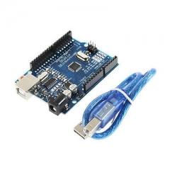UNO R3 ATMEGA328P CH340G Micro USB Compatible to Arduino W/ Free Cable F Arduino