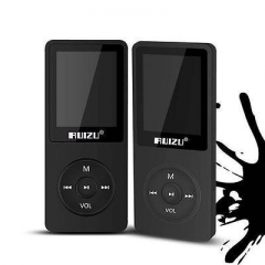 RUIZU X02 Hifi 4G MP3 MP4 Lossless Sound Music Video Player Support TF Card SP A one size