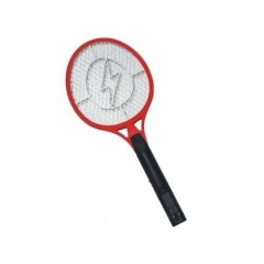 Rechargeable Electronic Mosquito Racket - Red red small
