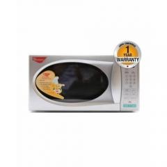 Microwave Digital- Silver SILVER MEDIUM 400