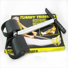 Reliable tummy trimmer black