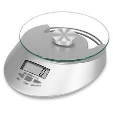 sterling  weighing scale white