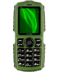 X-TIGI S23 Green
