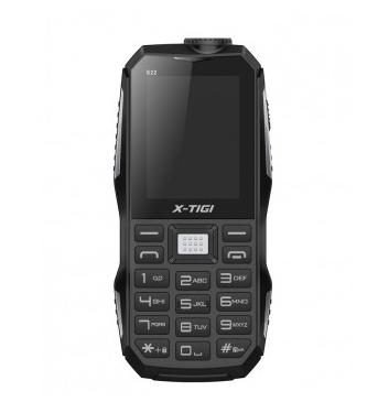 "X-TIGI S22- 2.4""-10000Mah universal powerbank phone green"