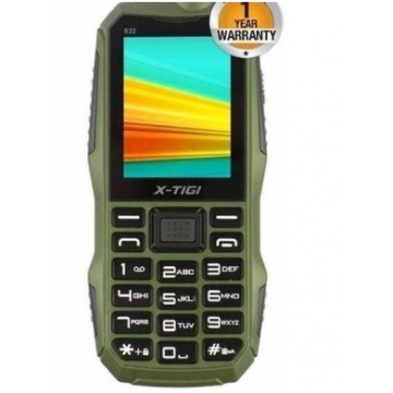 X-tigi Mobile -s51- Dual Sim - Camera black