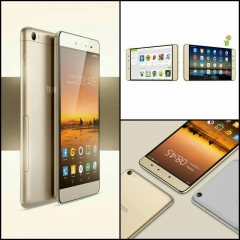 TECNO WX3P - 8GB - 1GB RAM - 5MP Camera - 3G - Dual SIM gold