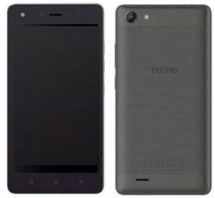 TECNO WX3P - 8GB - 1GB RAM - 5MP Camera - 3G - Dual SIM grey