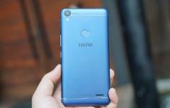 TECNO WX4, RAM:1GB ROM:16GB, (Dual SIM) blue