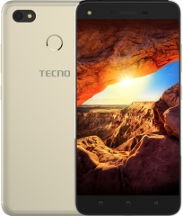 "TECNO Spark K7 plus: 5.5"" Screen,16 ROM+2GB RAM, 13MP+5MP, 3000mAh Battery Smartphone gold"