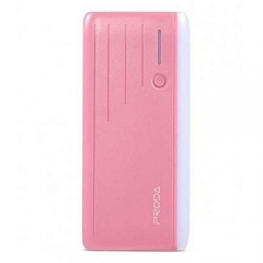 Remax PPL 19 Powerbank pink 12000