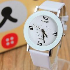 Fashion Quartz Watch Women Watches Ladies Girls Famous Brand Wrist Watch Female Clock Montre Femme white