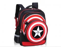Large School Bags for Boys Girls Children Backpacks Primary Students Backpacks Waterproof Schoolbag black