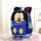 New Cartoon Mickey children backpacks Minnie kids kindergarten backpack school bags dark blue