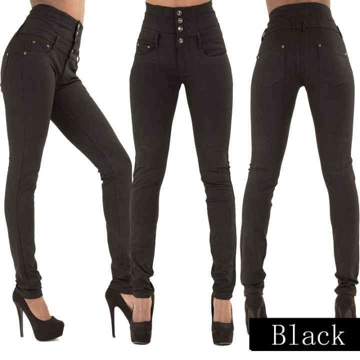 70944a23a43b Wholesale Woman Denim Pencil Pants Top Brand Stretch Jeans High Waist Pants  Women High Waist Jeans