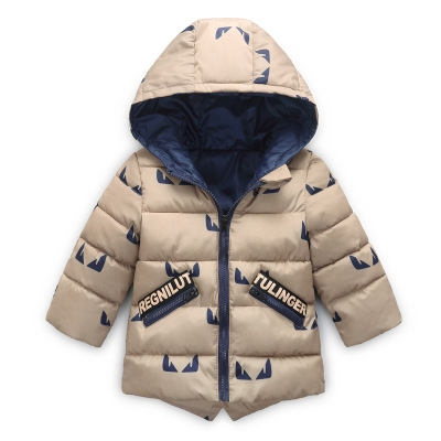 6846c467f Winter New baby boy and girl clotheschildren s warm jacketskids ...