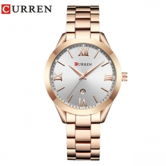 Fashion Women Quartz Watches Ladies Top Brand Luxury Female Wrist Watch Girl Clock Relogio Feminino rose white