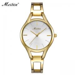 2018 Elegant Women Bracelet Watch Ladies Quartz Watches Female Dress Wristwatch Montre Femme Gifts gold